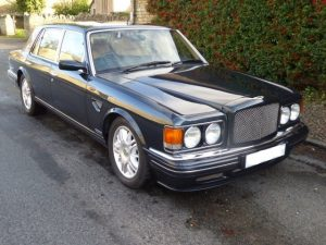 Bentley Brooklands R Mulliner Car 55 of 100
