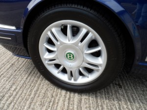 Bentley Brooklands R Mulliner Alloy Wheel
