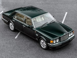 Bentley Brooklands R Mulliner Car 12 of 100 WCH66811