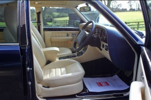 Bentley Brooklands R Mulliner Car 15 of 100