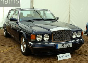 Bentley Brooklands R Mulliner Car 22 of 100 WCH66819