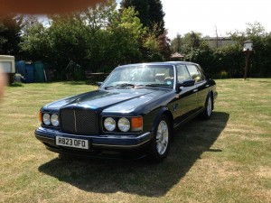 Bentley Brooklands R Mulliner Car 24 of 100 WCH66821