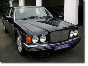 Bentley Brooklands R Mulliner Car 26 of 100 WCH66822