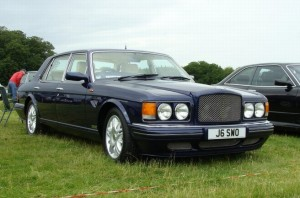 Bentley Brooklands R Mulliner Car 51 of 100 WCH66845