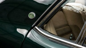 Bentley Brooklands R Mulliner D Pillar Badge
