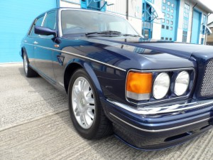 Bentley Brooklands R Mulliner Front Bumper
