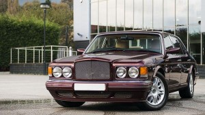 Bentley Brooklands R Mulliner Car 1 of 100 WCH66852