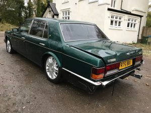 Bentley Brooklands R Mulliner WCH66889