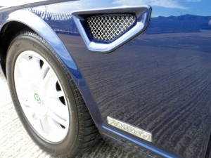 Bentley Brooklands R Mulliner Wing Vent