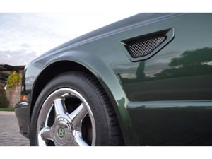 Bentley Continental R Millenium Fender Flares