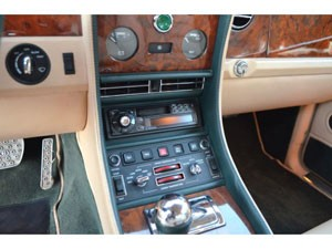Bentley Continental R Millenium Centre Console