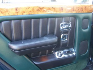 Bentley Turbo R SE Door Panel Spruce Hide