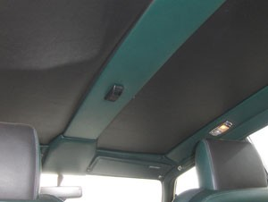 Bentley Turbo R SE Headlining Spruce Central Panel