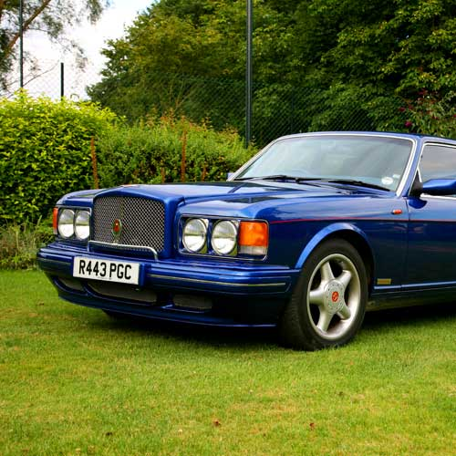 Bentley Turbo RT Olympian WCH66376
