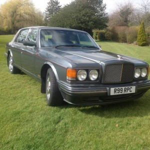 Bentley Turbo RT Olympian WCH66388