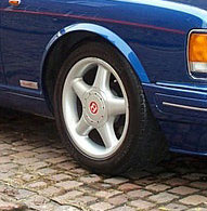 Bentley Turbo RT Olympian 18 Inch Wheels