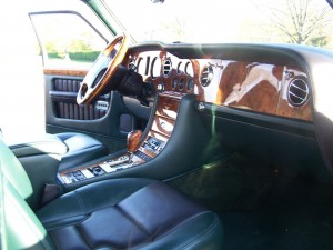Bentley Turbo SE Car 8 of 12 TCX58136