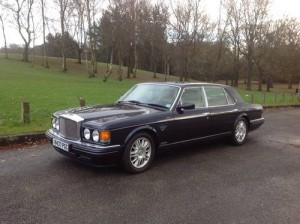Bentley Brooklands R Mulliner 95 of 100