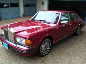Silver Spur Fort Lauderdale Edition 1997 VCX59580