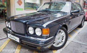 Bentley Brooklands R Mulliner WCH66874