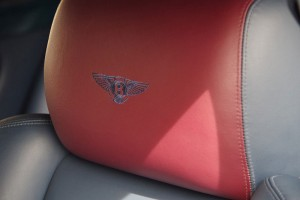Bentley Turbo RT Mulliner Headrests