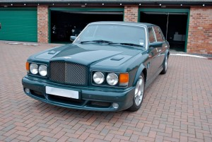 Bentley Turbo RT Mulliner WCH66731
