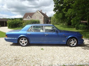 Bentley Turbo RT Mulliner WCH66746