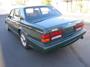 Bentley Turbo RT Mulliner WCX66704