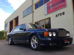 Bentley Turbo RT Mulliner WCX66714