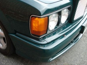 Bentley Turbo RT Mulliner WCX66743