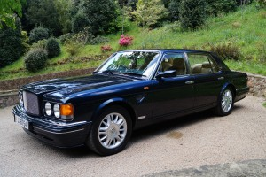 Bentley Brooklands R Mulliner Car 30 of 100