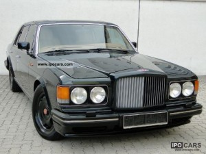Bentley Turbo S Car 60 of 75
