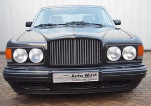 Bentley Turbo S Front Bumper and Grill