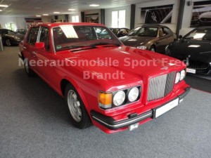 Bentley Turbo S SCX55754