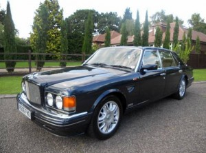 Bentley Brooklands R Mulliner Car 29 of 100