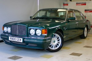 Bentley Brooklands R Mulliner 41 of 100 WCH66836