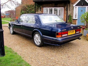 Bentley Brooklands R Mulliner 46 of 100 WCH66841