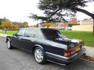 Bentley Brooklands R Mulliner 60 of 100