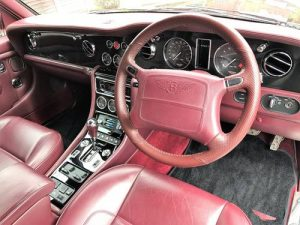 Bentley Turbo RT Mulliner WCH66734
