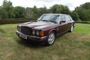 Bentley Brooklands R Mulliner Car 99 of 100 WCH66858