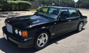 Bentley Turbo RT Mulliner XCX66543