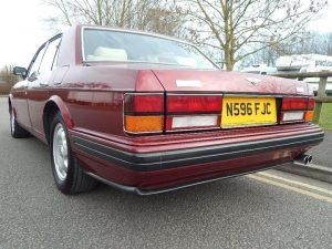 Bentley Turbo S 17 of 75 SCH56817