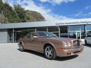 Bentley Continental R Millennium Car 7 of 10 YCX63315