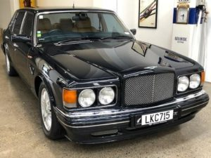 Bentley Brooklands R Mulliner Car 11 of 100 WCH66809