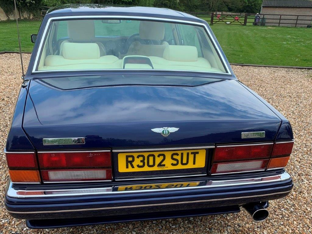 Bentley Brooklands R Mulliner 89 of 100 WCH66886