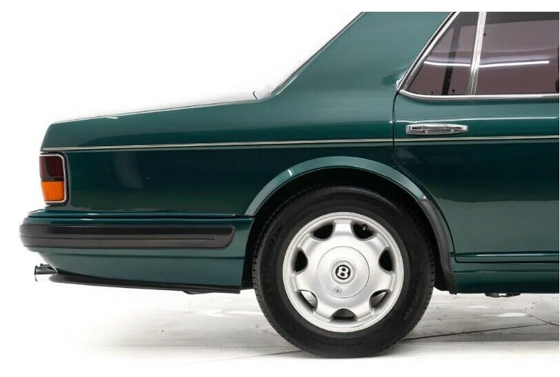 Bentley Turbo S 4 of 75 SCX56804