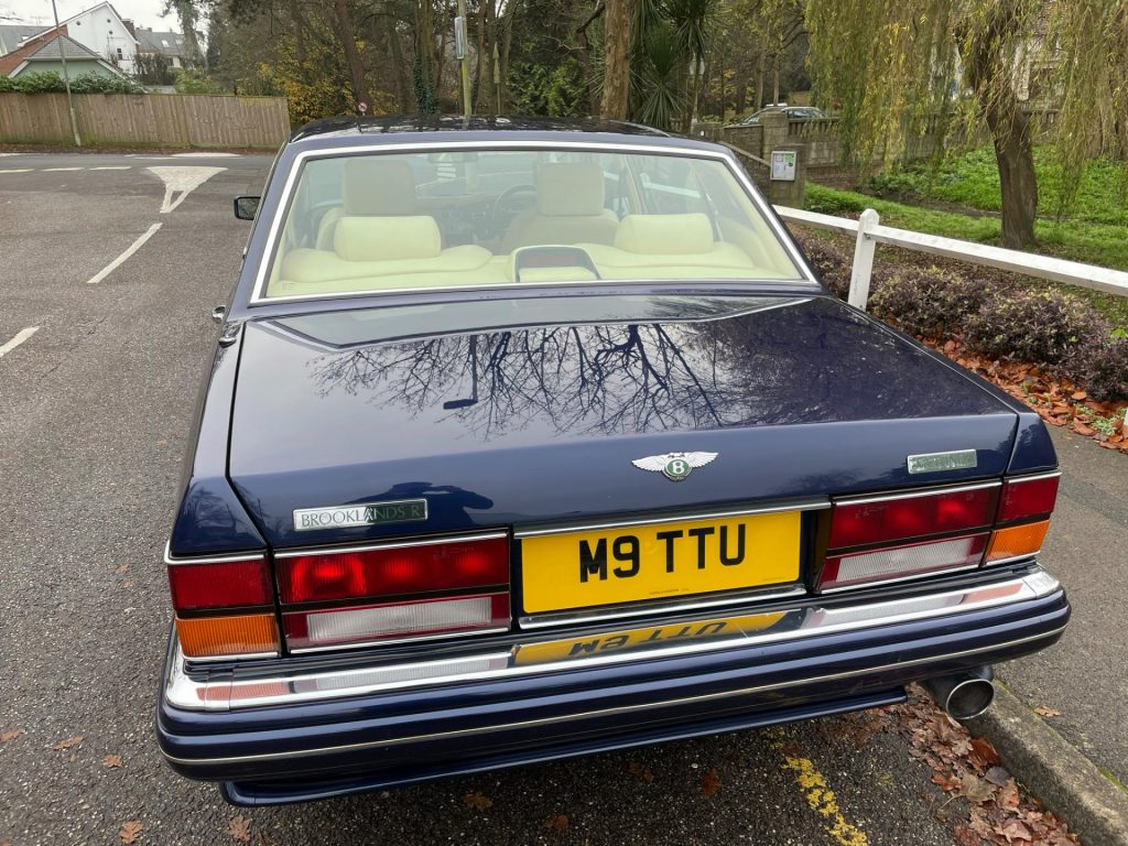 Bentley Brooklands R Mulliner 18 of 100